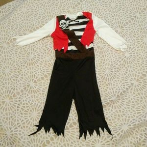 Other - Kids pirate costume